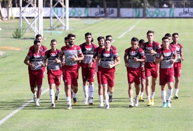 برگزاری نخستین تمرین تیم ملی امید در اندونزی