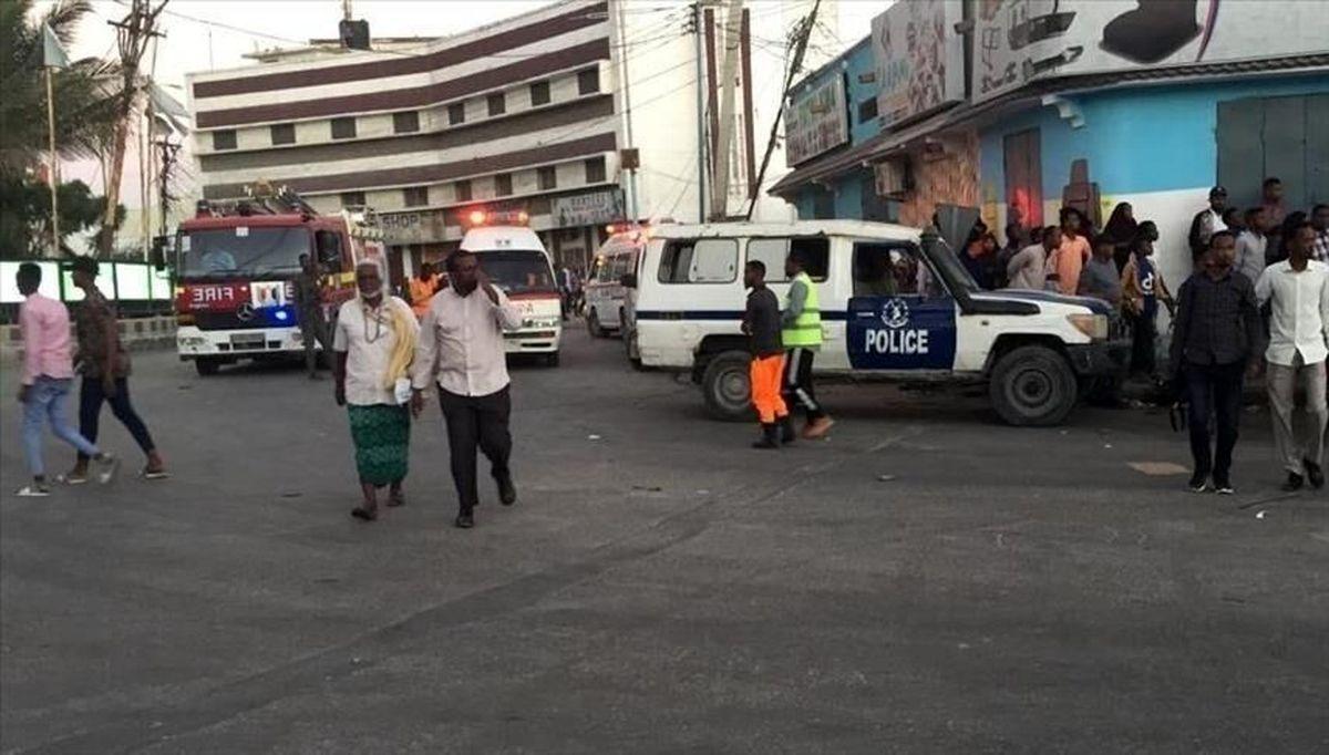 انفجار بمب در سومالی جان هفت تن را گرفت