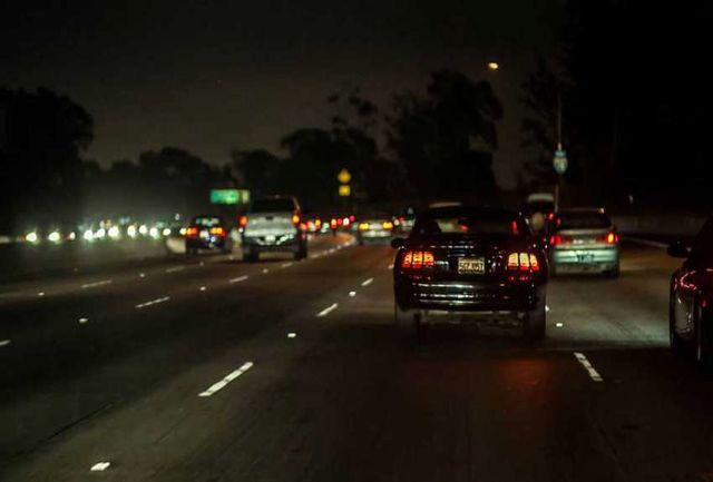 توصیههایی برای رانندگی بهتر در شب