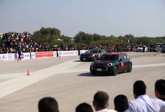 مسابقه اتومبیلرانی ((  شتاب بزرگ کیش ))