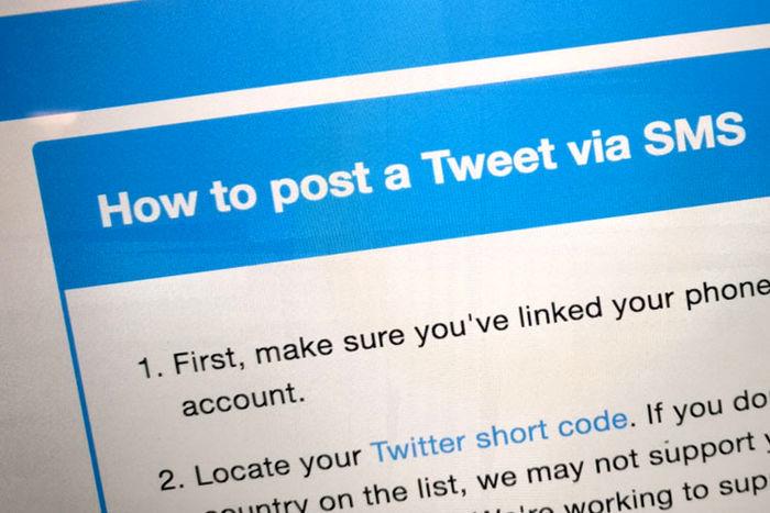 توییتر قابلیت ارسال توییت با پیامک را بهدلیل مسائل امنیتی غیرفعال میکند