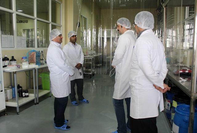 کارخانه «روناک» مهاباد قابلیت صادرات واکسن تب برفکی را دارد