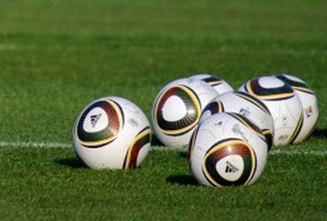 برنامه پخش زنده مسابقات فوتبال تا پایان بهمن ماه