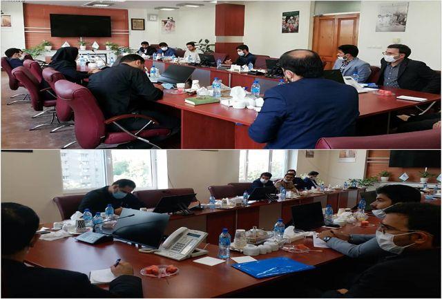 نشست مشترک سازمان های مردم نهاد جوانان وزارت ورزش و جوانان  با مدیران بنیاد علوی