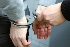 افغان های گوش بر دستگیر شدند