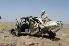 واژگونی خودرو پژو 9 نفر مصدوم برجای گذاشت