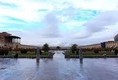 اصفهان از روز یکشنبه بارانی می شود