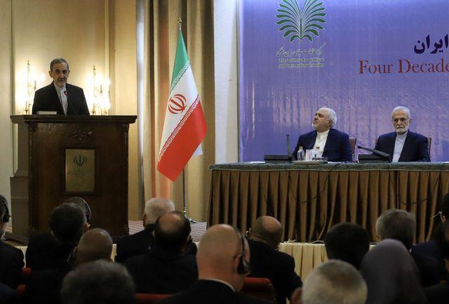 ولایتی: مهمترین دستاورد جمهوری اسلامی در چهل سال گذشته عزتمندی و اقتدار است