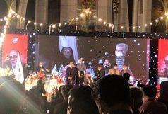 فعالیتهای هنری در زمینه مدافعان سلامت همچنان ادامه دارد/«نشان رسول » به مجید انتظامی اهدا شد