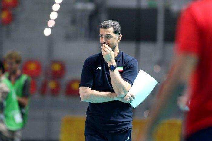 عطایی: خوشحالیم که بردیم و برای بازی با ایتالیا آماده میشویم