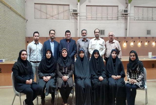 نفرات برتر مسابقات تیراندازی استان مشخص شد