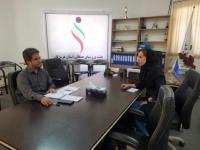 پوشش پزشکی اولین دوره المپیاد ورزش های همگانی استان هرمزگان