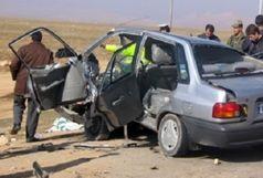 تصادف زانتیا با پراید 6کشته و 4 مجروح بر جای گذاشت