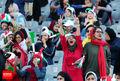 فیلمهای دیده نشده از حضور بانوان در ورزشگاه آزادی/ ببینید