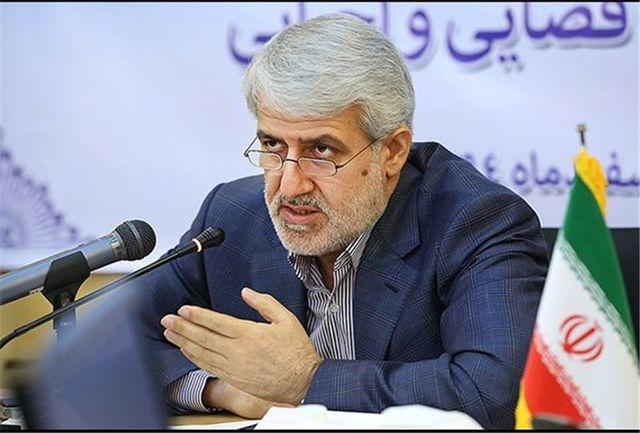 انتصاب حشمتی به عنوان رئیس کل دادگستری تهران