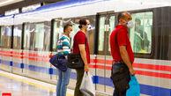 کاهش سرفاصله حرکت قطارها در خط پنج متروی تهران و حومه