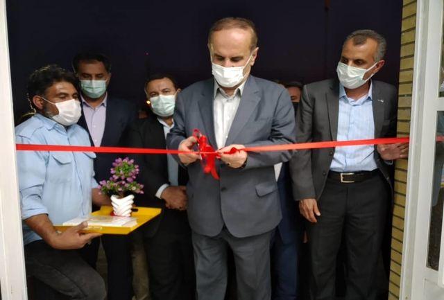 بهره برداری از یک مرکز خدمات جامع سلامت شهری در شهرستان حمیدیه