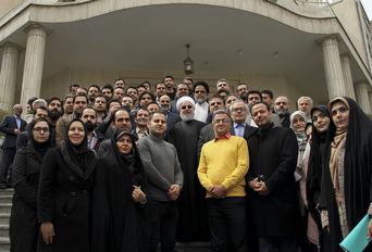 آخرین جلسه هیات دولت در سال ۱۳۹۷