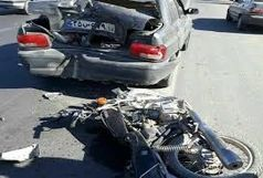 حرکت با دنده عقب در شیراز حادثه آفرید