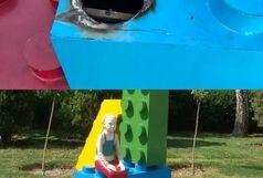 مجسمه کودکی که یک شبه حذف شد/ پایلوت شهر دوستدار کودک از شعار تا واقعیت؟