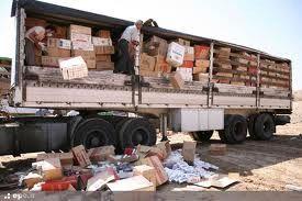 کشف و ضبط بیش از 68 میلیون ریال کالای قاچاق در تایباد