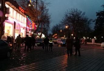 حال و هوای آخرین روز زمستان _ رشت