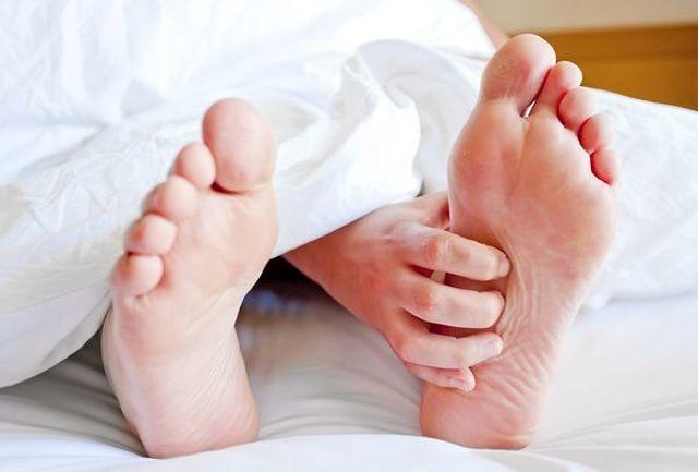 آیا پای شما هم بیقرار است؟