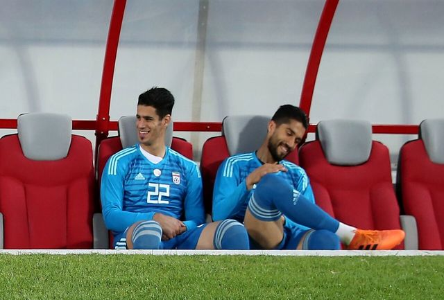 دوئل حسینی و نیازمند مقابل چشمان اسکوچیچ!