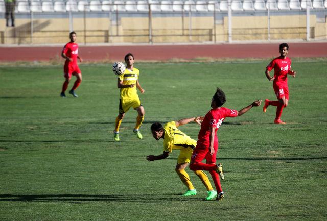 اعلام محل برگزاری دو مسابقه لیگ دسته اول فوتبال