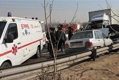 برخورد دو خودرو در تبریز، 4 مصدوم برجای گذاشت