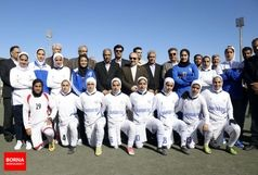 سلطانیفر از امکانات ورزشی بم بازدید کرد