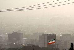 گرد و خاک به تهران میآید