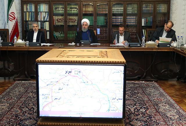 روحانی سه شنبه هفته آتی به آذربایجان شرقی سفر میکند