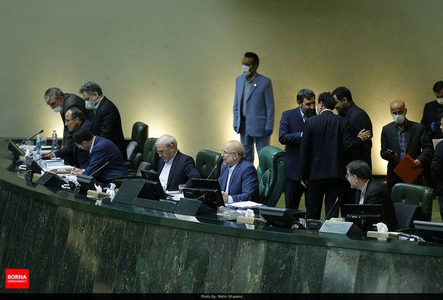 مجلس با معرفی معاون اول داوطلبان ریاست جمهوری مخالفت کرد