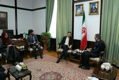 رئیس کمیته بینالمللی صلیب سرخ با جابری انصاری دیدار کرد