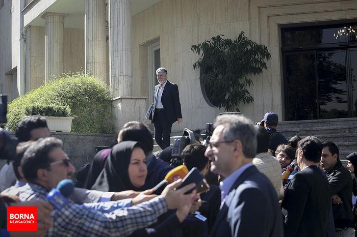 استاندار تهران از ستاد انتخابات فرمانداری بازدید کرد