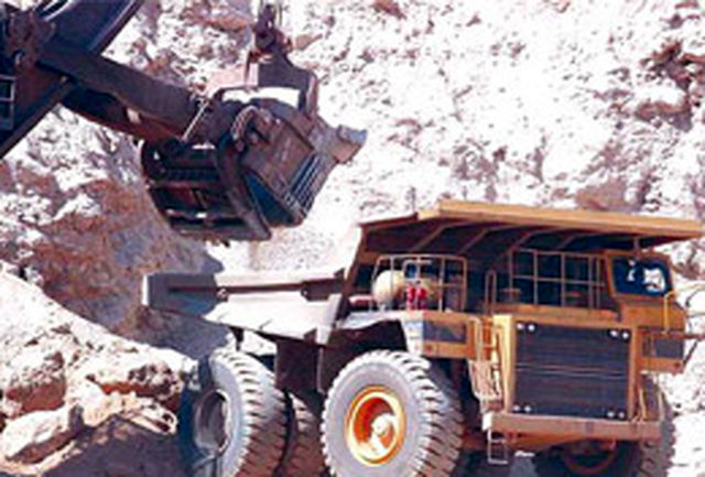 ذخیره قطعی معادن شهرستان اسفراین 27میلیون تن است