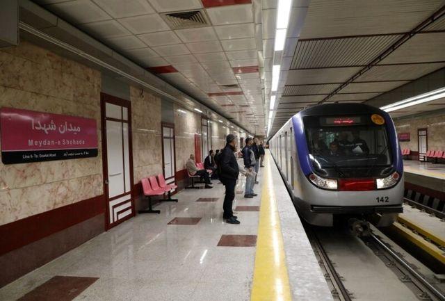 ورود واگن های جدید مترو تا دو ماه آینده