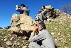 انجام سرشماری پاییزه حیات وحش در زیستگاههای حساس خرم آباد