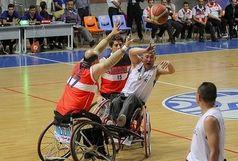 بسکتبالیستهای مخابرات اصفهان بر سکوی نخست ایستادند