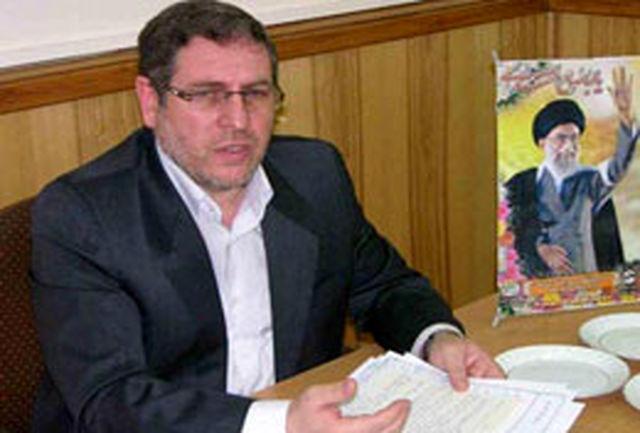 بازدید معاون سیاسی امنیتی استانداری سمنان از شركت گاز