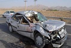 تصادف پژو و پراید 2 کشته و 3 مجروح برجای گذاشت