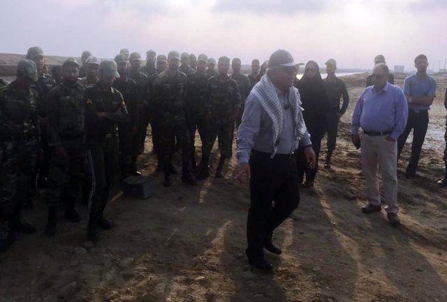 برگزاری دوره آموزشی پرورش میگو جهت سربازان وظیفه نیروی مسلح در سال جاری