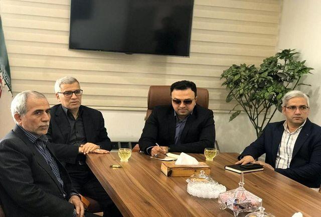 فرایند اجرای طرح ملی فیبر کشی در مناطق مرزی خراسان شمالی بررسی شد