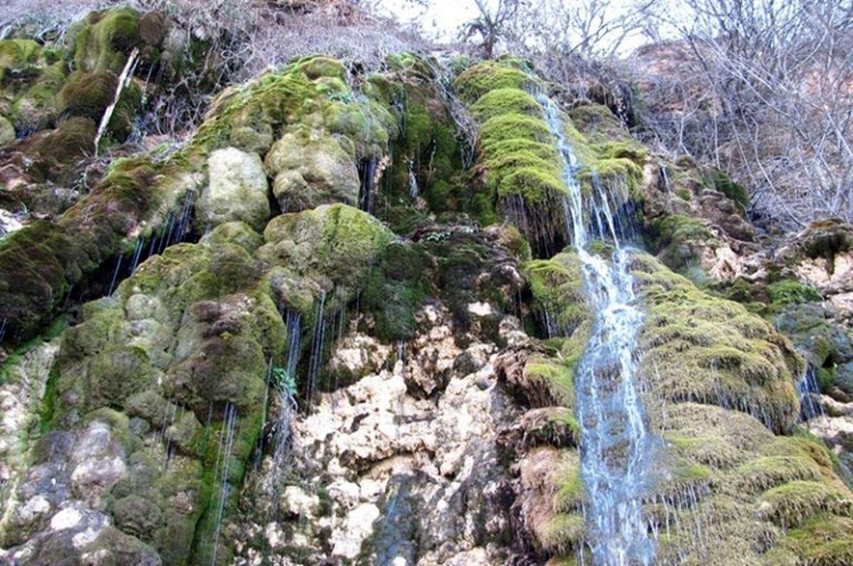 زیباترین آبشار شهرستان نور + عکس
