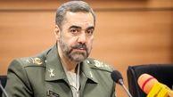 واکنش وزیر دفاع به یاوهگویی سران رژیم صهیونیستی