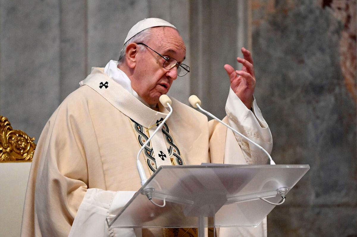احتمال سفر پاپ به ایران