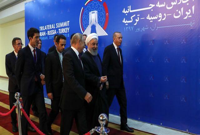 جزئیات جدید از حضور اخیر پوتین و اردوغان در تهران