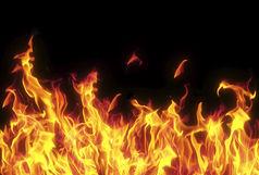 رستورانی در فرحزاد آتش گرفت