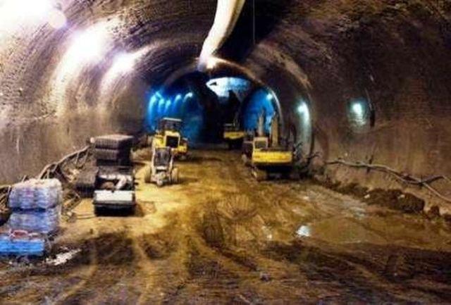 تونل قلاجه تا پایان امسال به بهره برداری می رسد